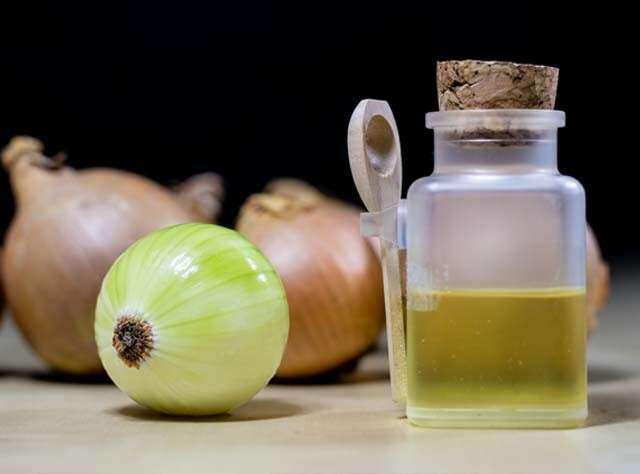 Homemade Hair Care Tips : Onion Juice