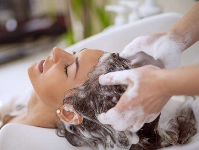 Homemade Hair Care Tips : shampooing depends on your scalp texture and the nature of your hair