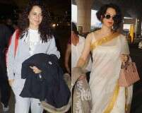 Nail your airport look with help from Kangana Ranaut