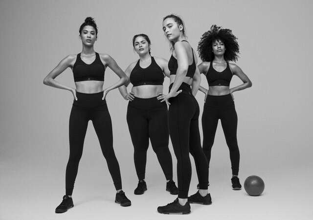 reebok girls