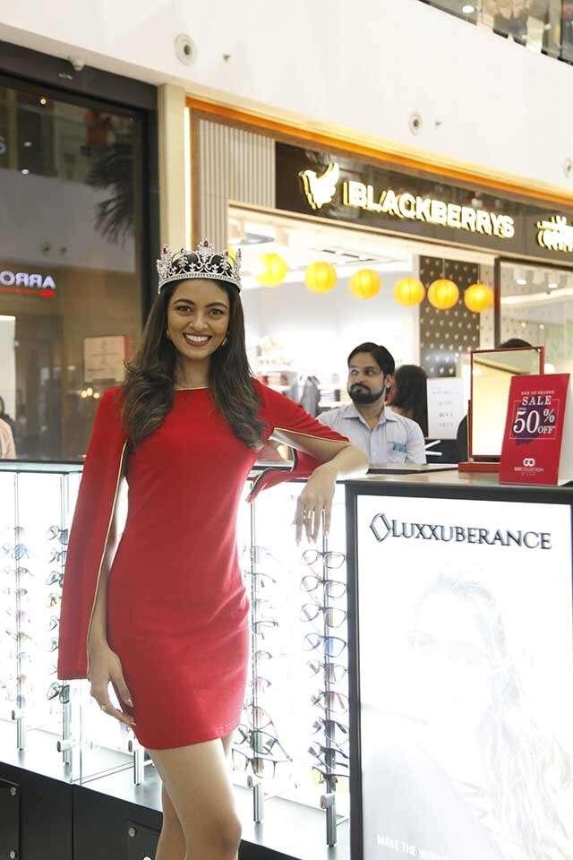 Miss India Lux