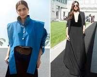 Sonam Kapoor Ahuja's unconventional fashion picks