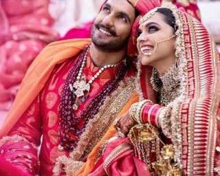 Deepika Padukone and Ranveer Singh's dreamy wedding photos