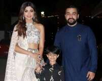 Shilpa Shetty Kundra celebrates Diwali with a big bash