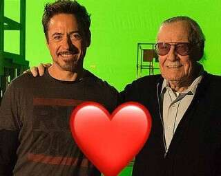 Celebs pay a tribute to Stan Lee with heart-warming messages