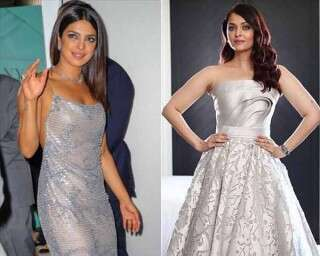 B-town celebs who sizzle in silver