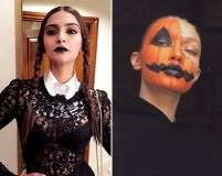 Top celeb Halloween looks