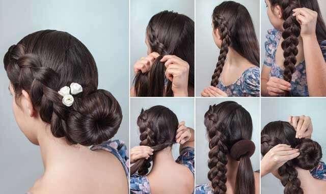 Garba Hairstyles To Try This Season Femina