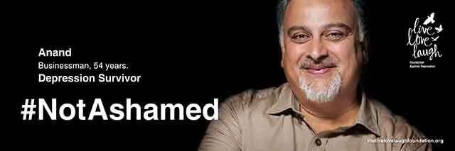 #NotAshamed