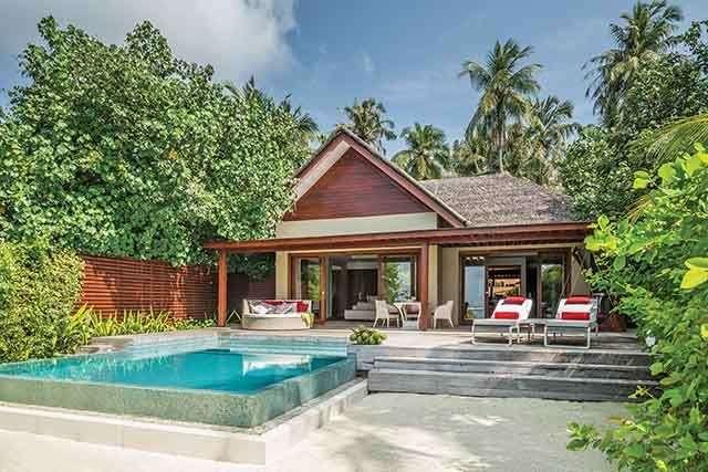 Family Beach Villa 2