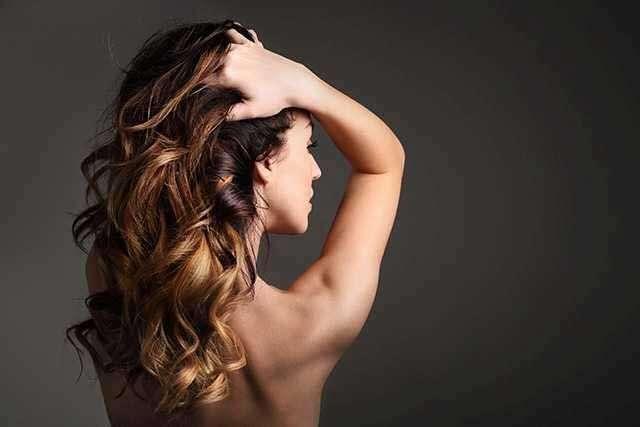 Beach Blond Ombre Hair