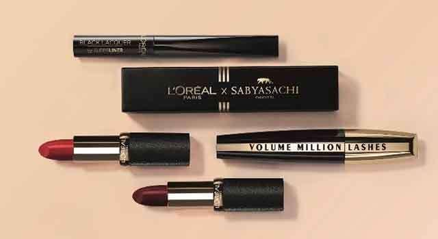 L'Oréal Paris India X Sabyasachi