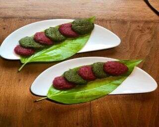 Easy breakfast recipe: Beetroot and spinach idlis