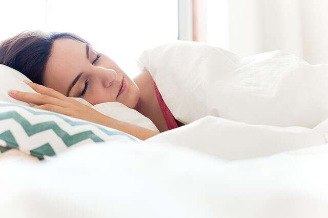 Get Enough Sleep for Mental Agility and Alertness