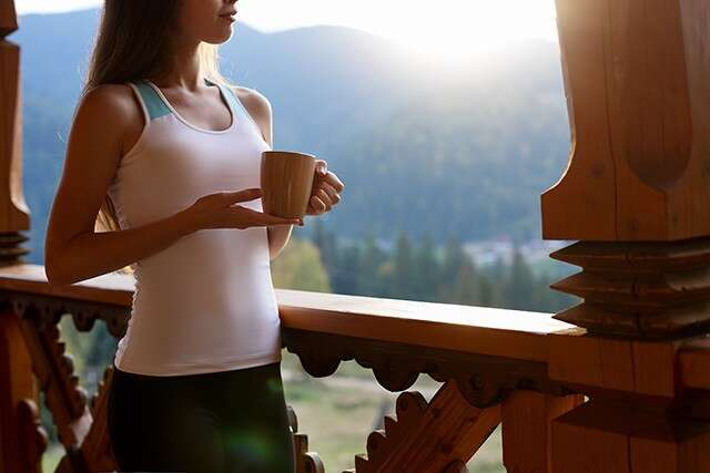 Eat Healthy Breakfast like Coffee for Mental Agility and Alertness