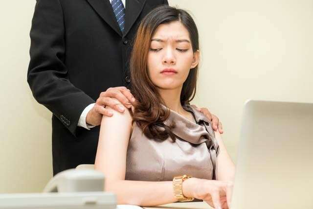 Sexsual harassment in workplace
