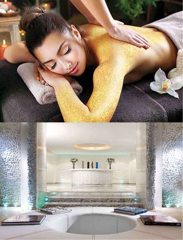Sparkle Body Treatment