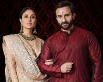 A quick look at Kareena Kapoor Khan and Saif Ali Khan's love story