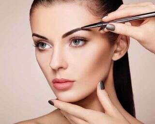Find out what brow shape best suits your face