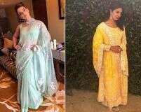 Let celebs help you pick your Diwali outfit