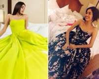 Janhvi Kapoor's love for gowns is inevitable