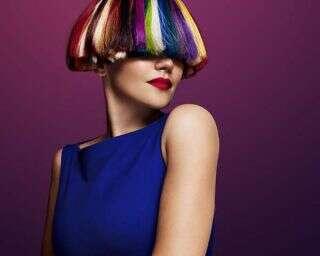 Hair colour ideas for the festive season