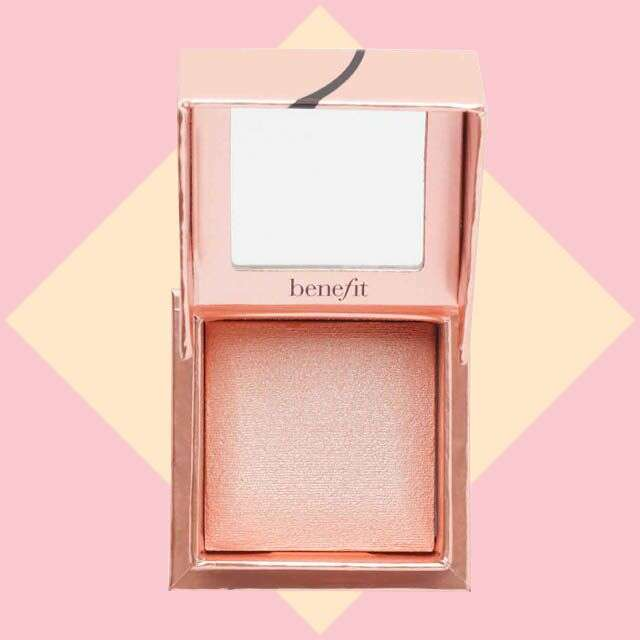 Benefit Cosmetics Dandelion Twinkle Powder Highlighter