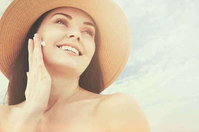 tinted sunscreen for skin type