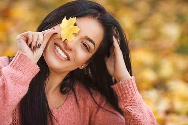 Skincare regime for fall