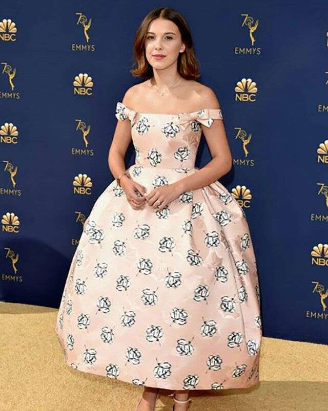 Emmy 2018 fashion celeb looks