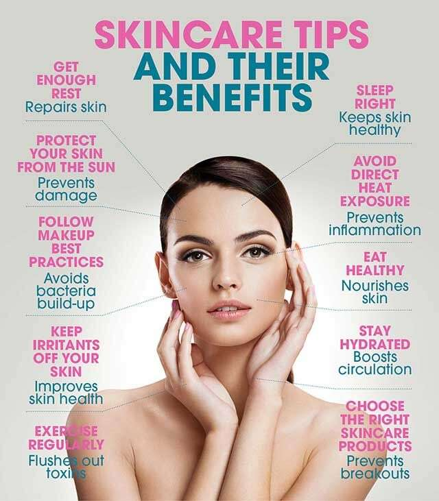 Skincare Termahal: Skin Care Tips To Practice For Healthy Skin