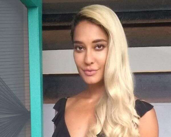 Get to know all about Lisa Haydon's hair-care routine