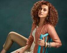 Inside Taapsee Pannu's cover shoot with Femina