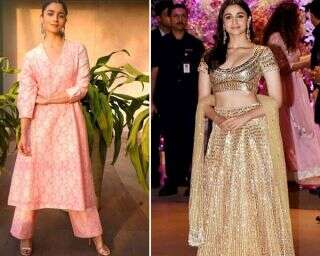 Check out Alia Bhatt's top ethnic wear looks