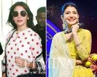 Anushka Sharma's desi swag