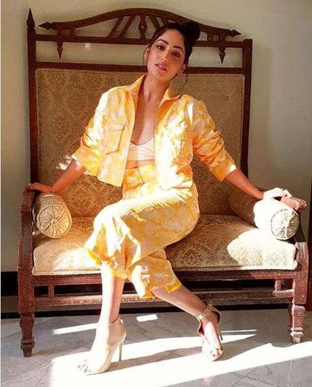 9 Tailored Yami Gautam looks