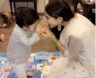 Sara Ali Khan: When Taimur is happy, the whole room is happy