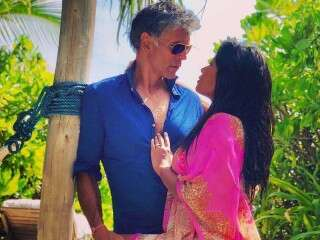 Milind Soman and Ankita Konwar set couple vacation goals