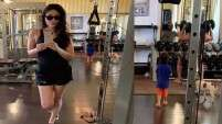 Taimur Ali Khan, Saif Ali Khan join Kareena Kapoor Khan at gym