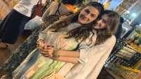 Sara Ali Khan and Amrita Singh visit temple in Bangkok