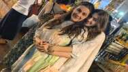 Sara Ali Khan and Amrita Singh visit temple in Bangkok