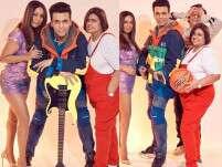 Karan Johar and Gauri Khan dress as 'Kuch Kuch Hota Hai' characters