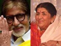 Lata Mangeshkar To Amitabh Bachchan: Celebrity Health Scares In 2019