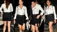 Mira Rajput's short dress grabs attention