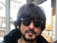 Shah Rukh Khan in Switzerland for Akash Ambani's pre-wedding bash