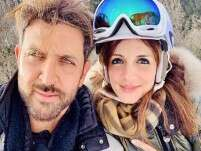 Sussanne Khan's birthday wish for BFF Hrithik Roshan