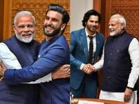 Bollywood celebs share photos with PM Modi