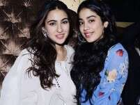 Sara Ali Khan thinks comparisons with Janhvi Kapoor inevitable