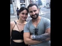 Look at Saif Ali Khan new tattoo!