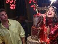 Priyanka Chopra's red and gold birthday cake costed THIS much
